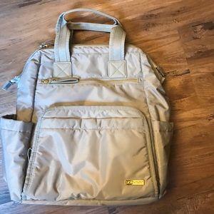 Skip Hop Main Frame Diaper Bag Backpack